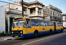 Cuba bus 7