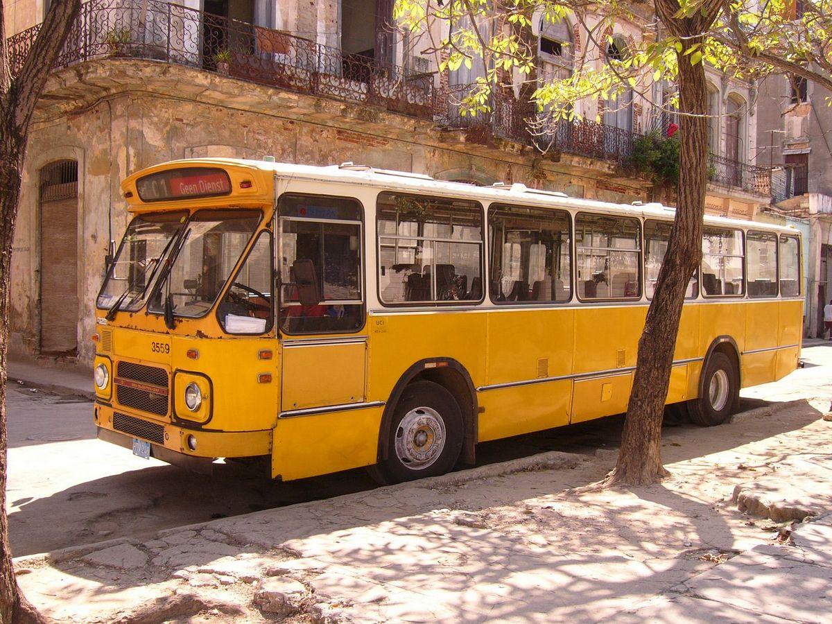 cuba bus 3