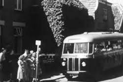 Bus veertiger jaren