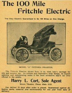 eletriche auto toen