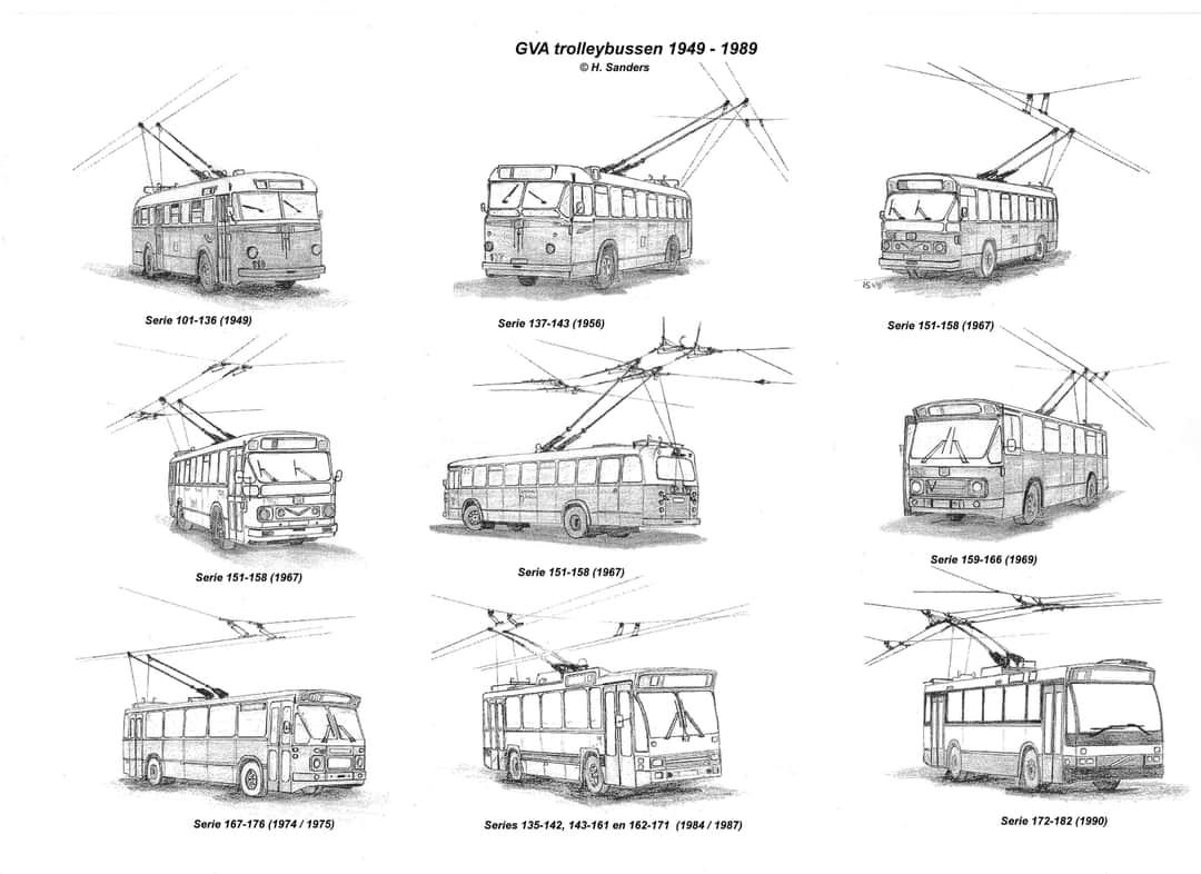 tekenigen Trolley