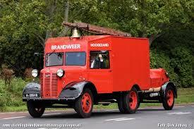 Austin bellewagen 3 brandweer