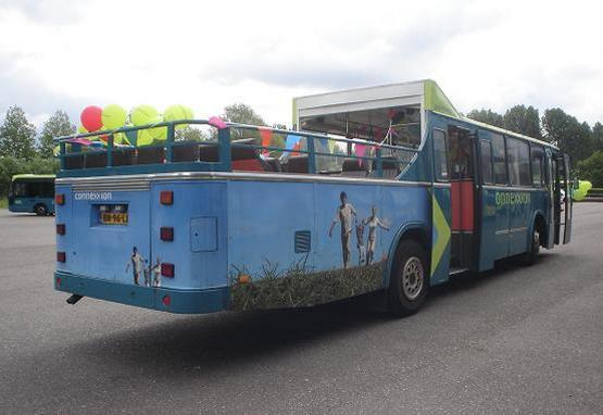 Connexxion strandbus