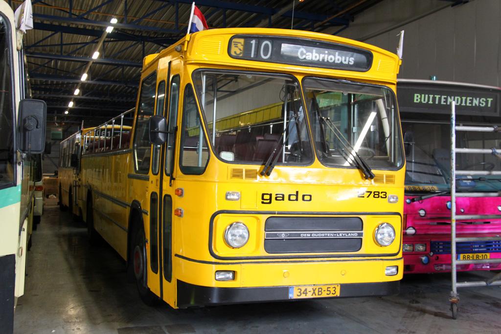 Gado Hoogezand nationaal busmuseum