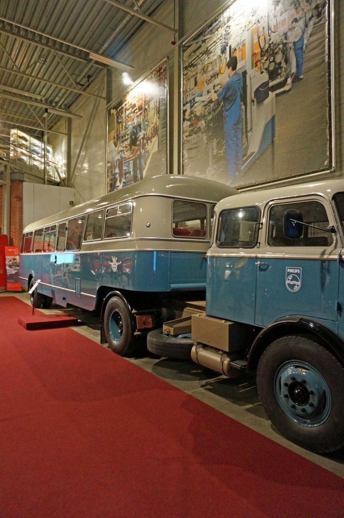 Vipre bus Daf museum
