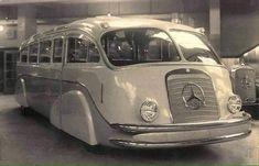 1935 Mercedes Streamliner