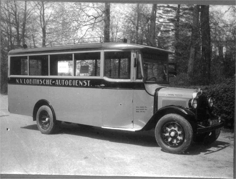 Lobithsche autobusdienst
