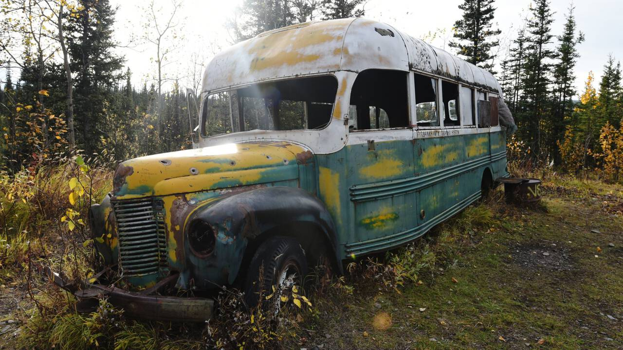 Alaska bus