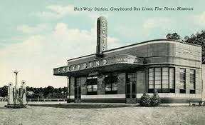 Greyhound busstation
