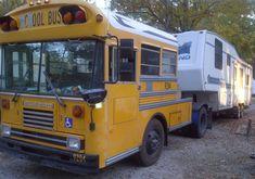 oplegger bus